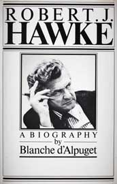 robert j hawke a biography